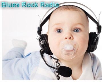 blues rock radio